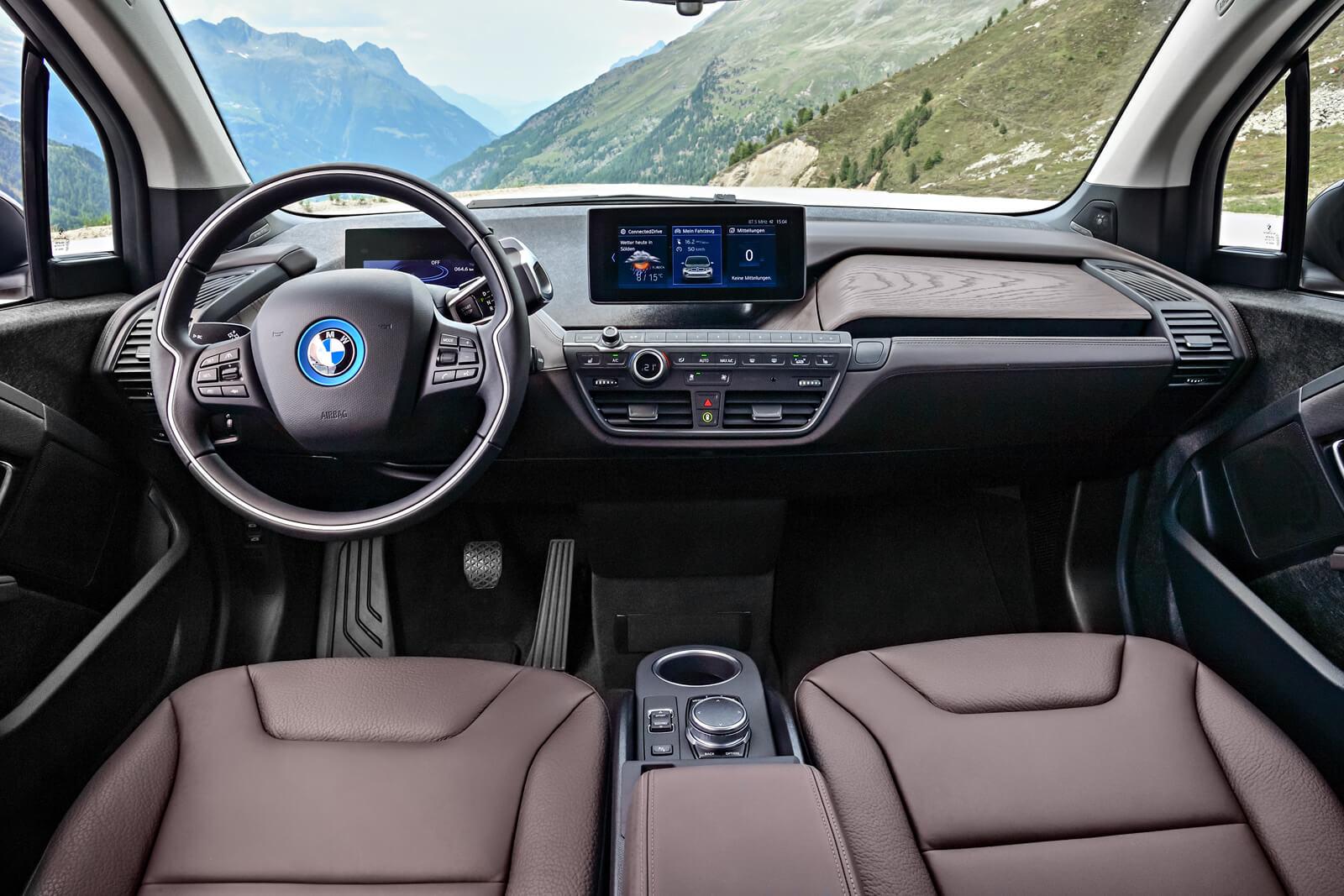 BMW i3 Interior Front