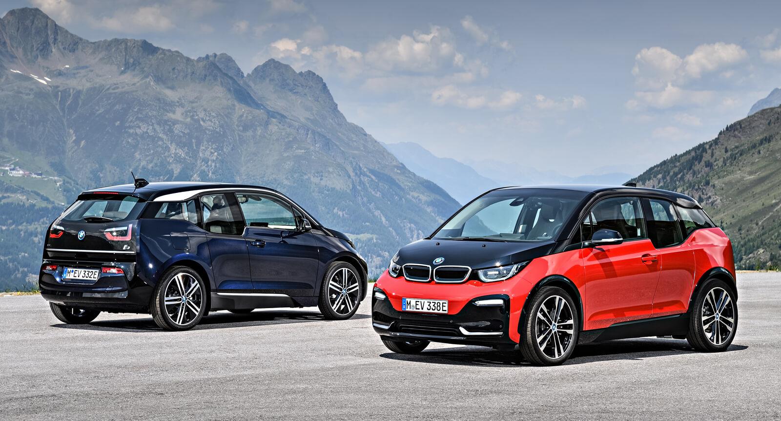 BMW i3 Price