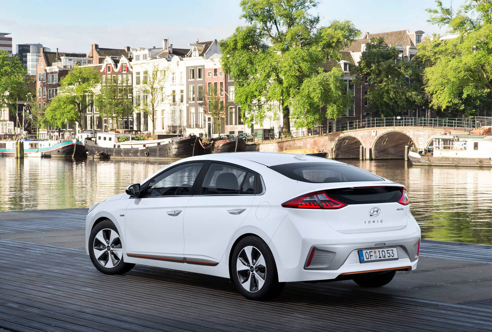 Hyundai Ioniq Electric Price