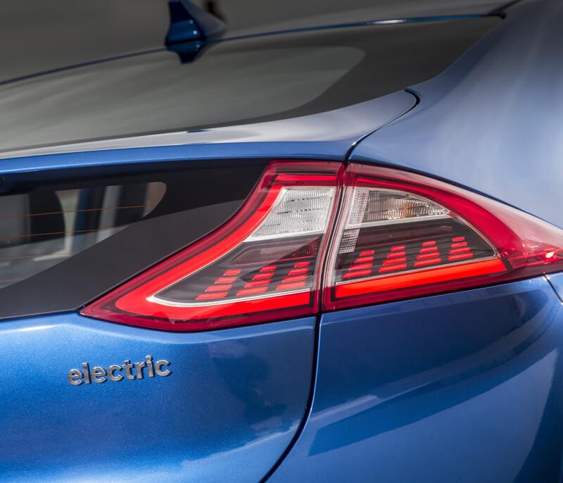 Hyundai Ioniq Electric Range