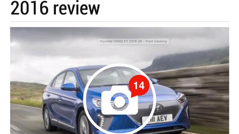 Hyundai Ioniq Electric Review Auto Express