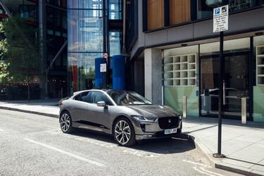 Jaguar I-Pace EV