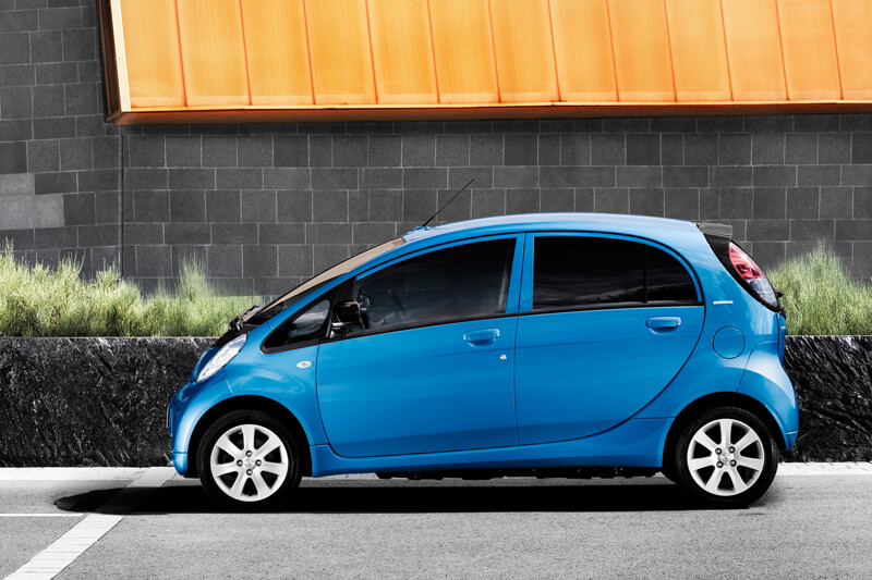 Peugeot iOn City Car