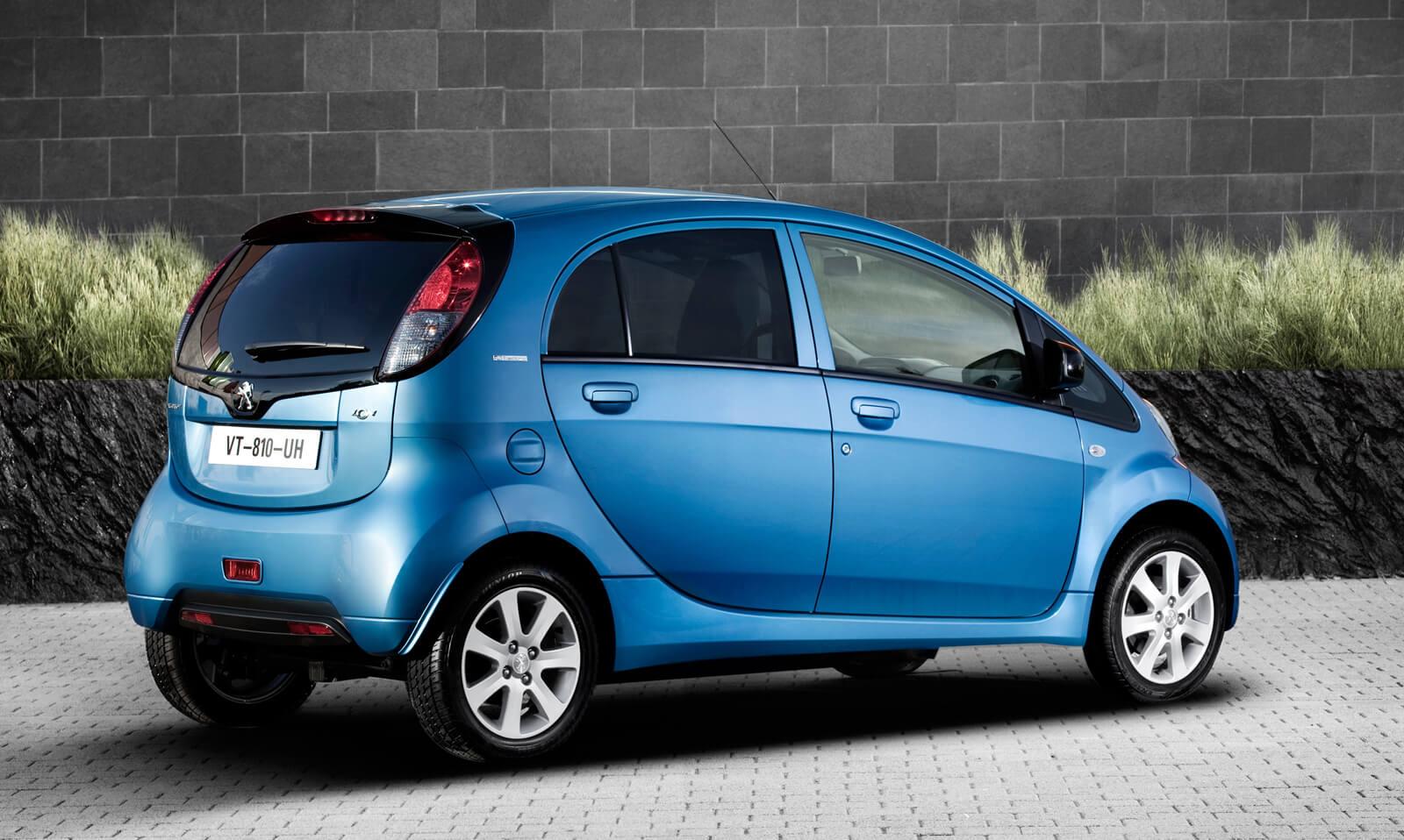 Peugeot iOn Price