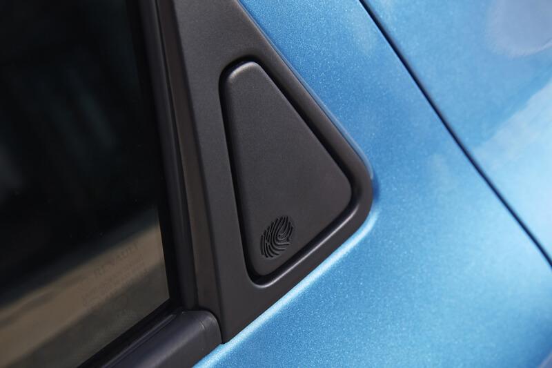 Renault Zoe Door