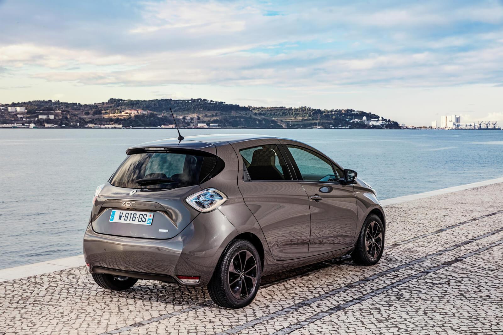 Renault Zoe Range