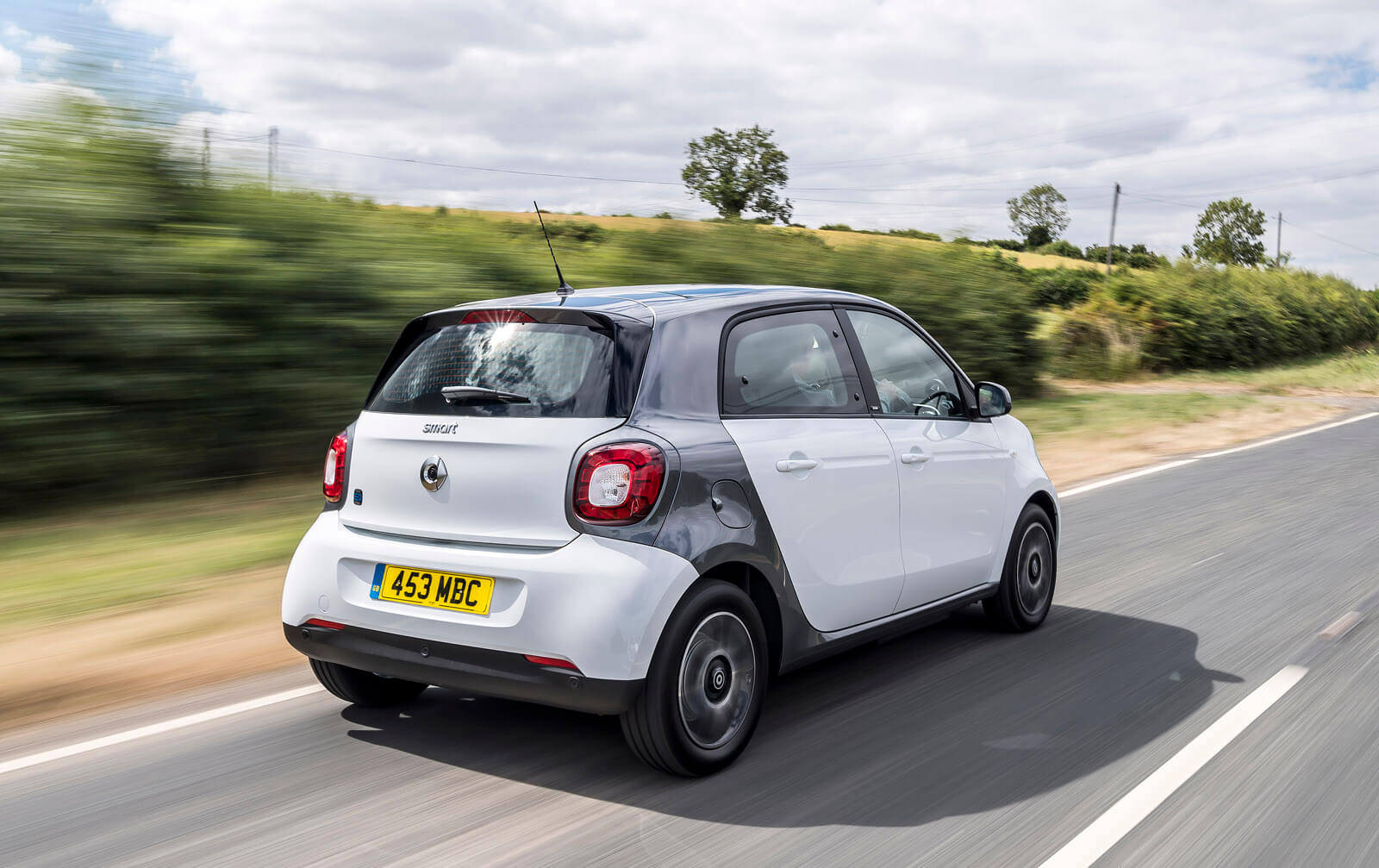 Smart EQ forfour Battery