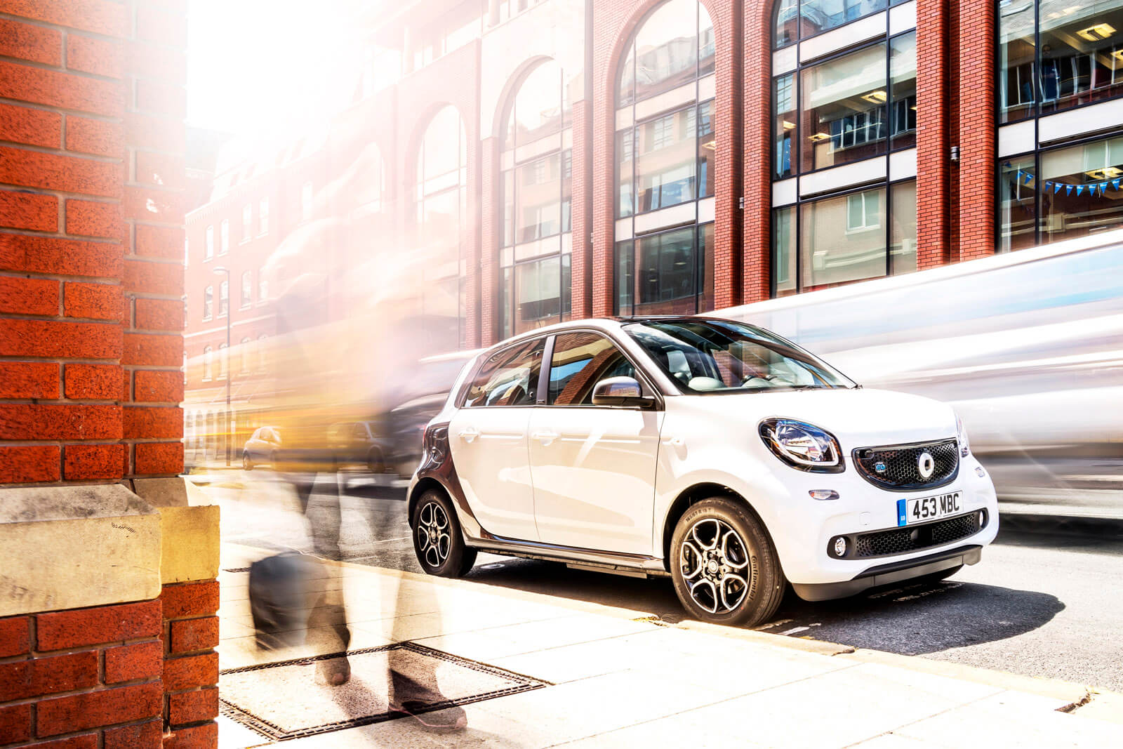 Smart EQ forfour City Car