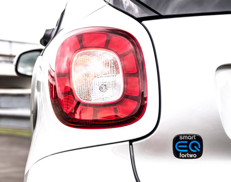 Smart EQ fortwo Coupe Light