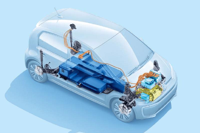 VW e-up Battery
