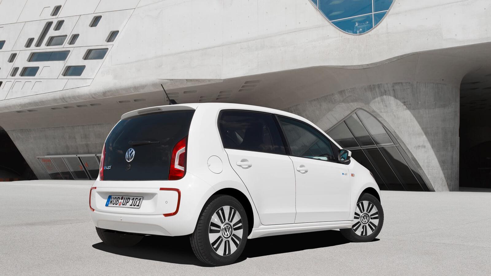 VW e-up Price
