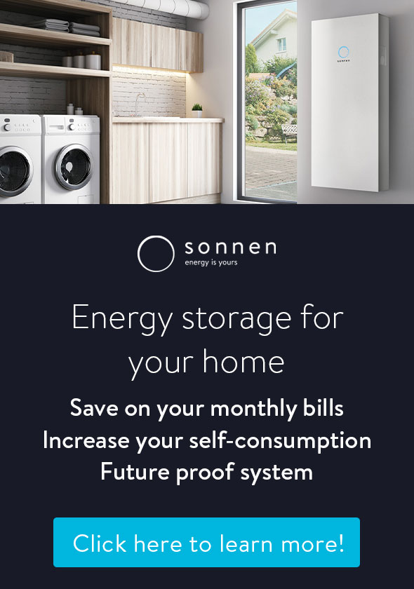 Sonnen Battery Storage UK