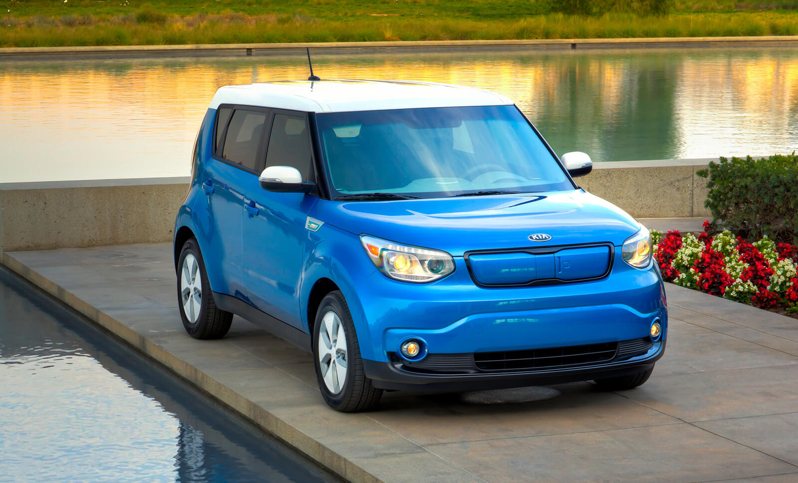 The Kia Soul EV is a BEV