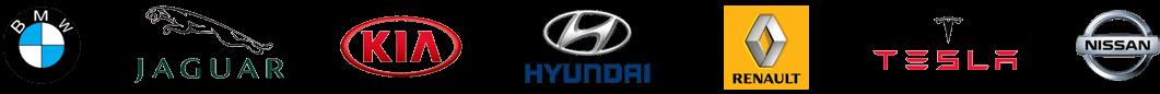 Electric Car Logos