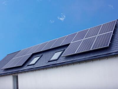 On-roof Solar Panels