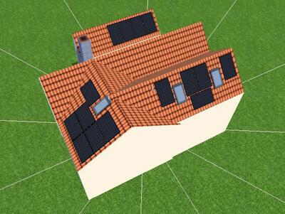 PVSOL Solar Report