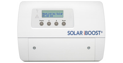 Water immersion controller Solar iBoost