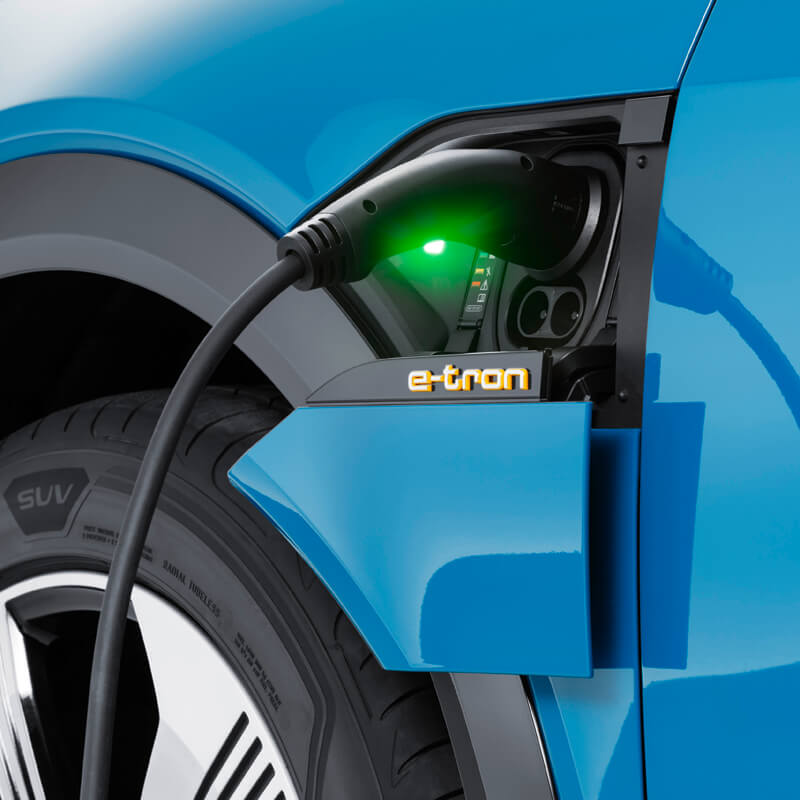 Audi's First Electric Car (Review