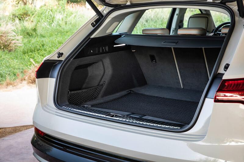 Audi e-tron quattro Boot
