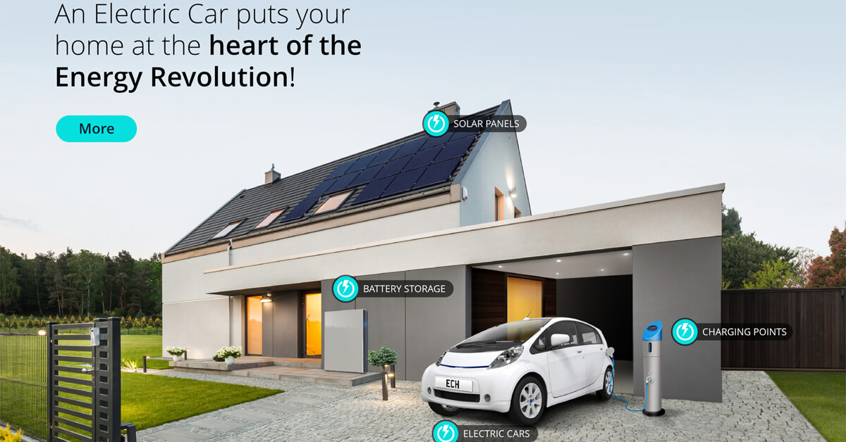 Electric Car Home