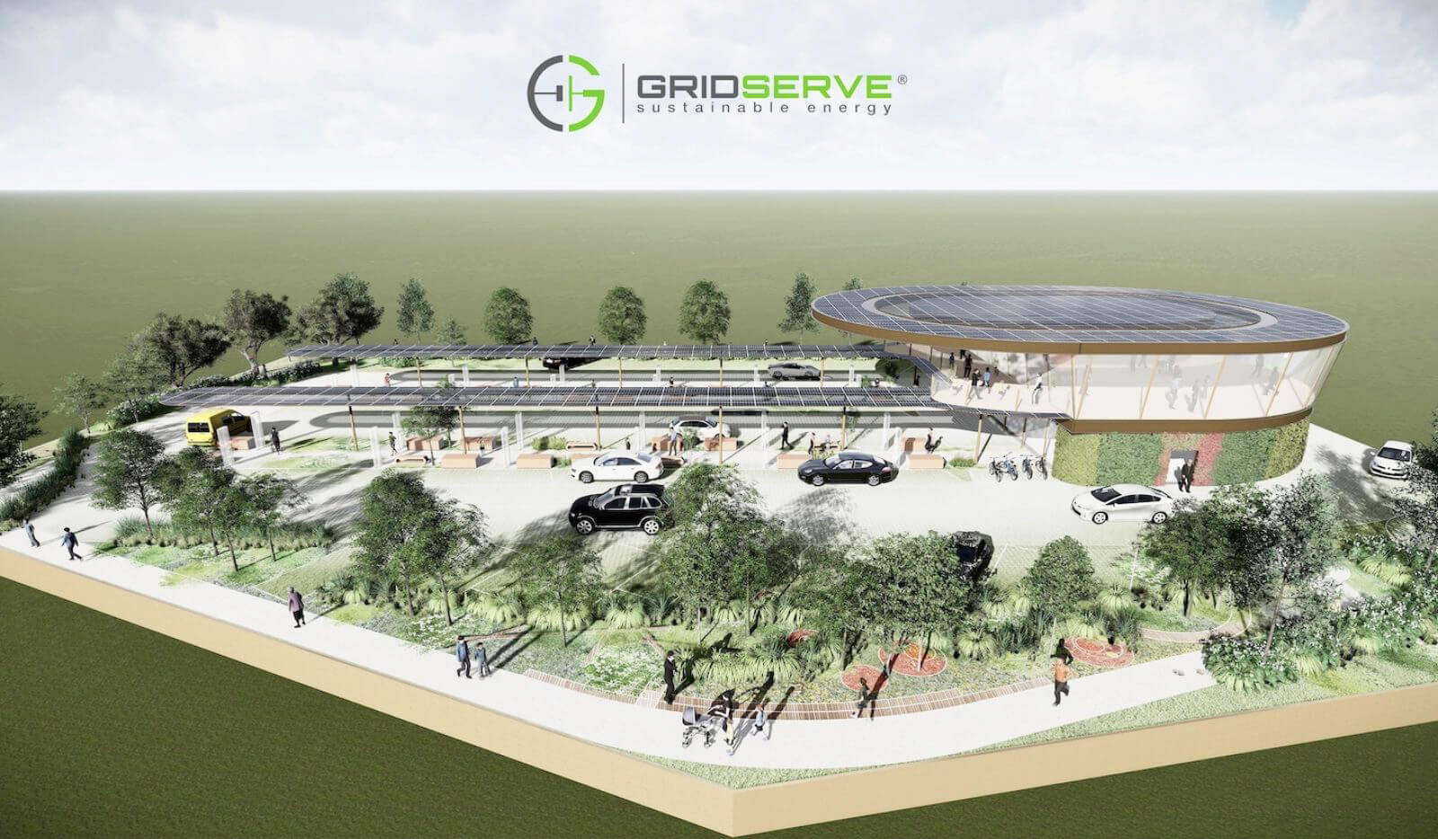 Electric Forecourts Gridserve