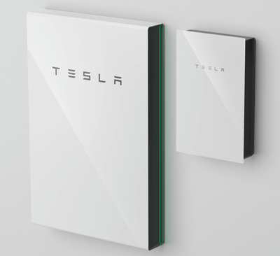 Tesla Powerwall Backup