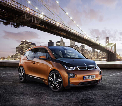 How long does it take to charge a BMW i3