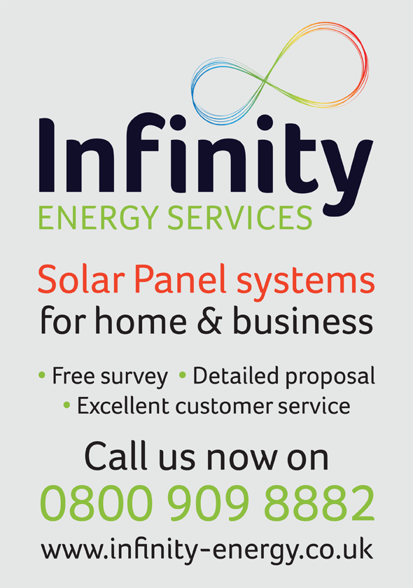 Infinity Energy Services Solar Panels