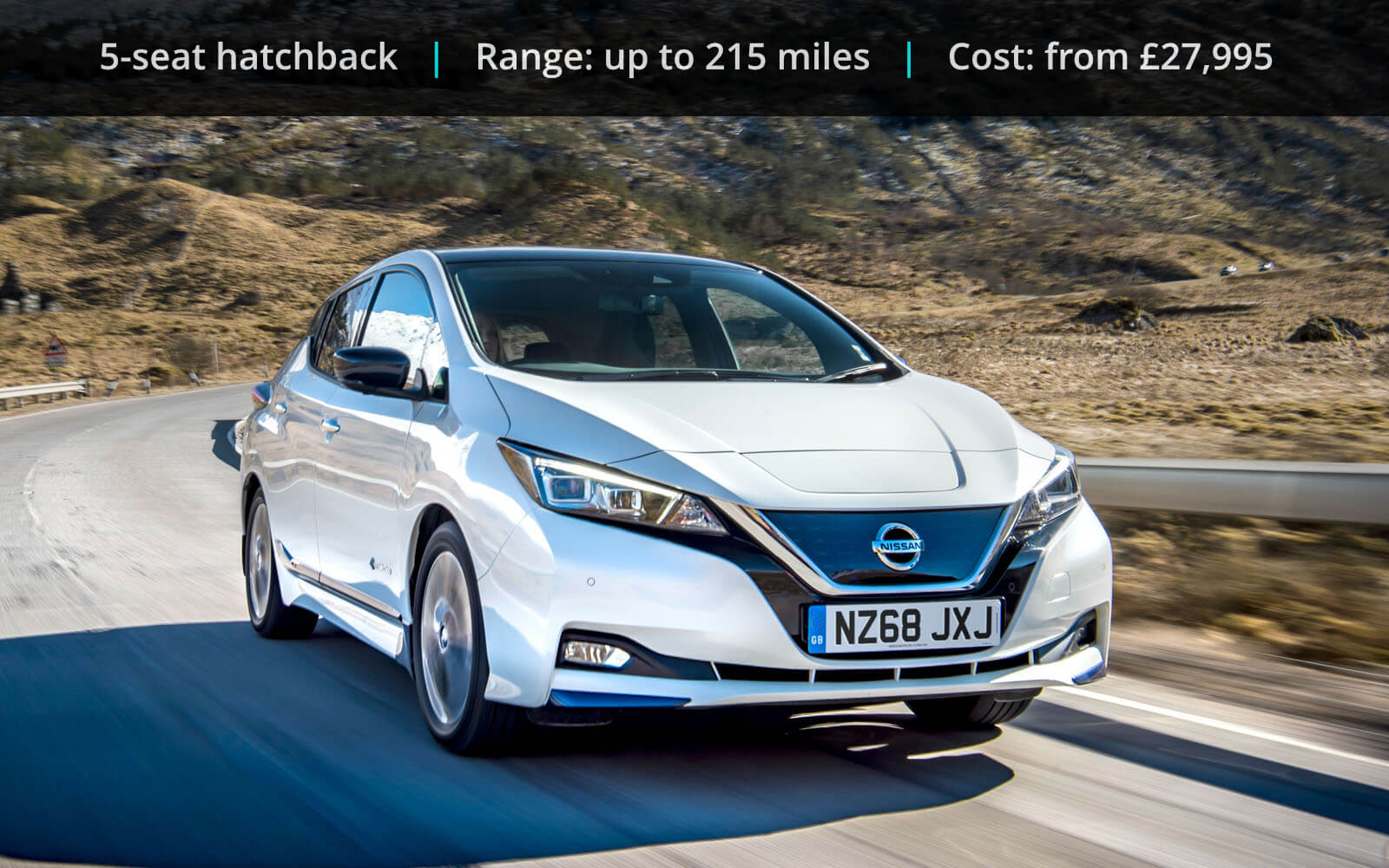 Nissan Leaf Range >> Nissan Leaf