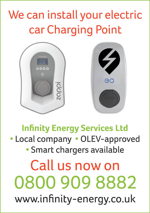 Infinity Energy Services Charging Points
