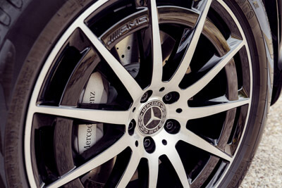 EQC 20-inch Alloy Wheels