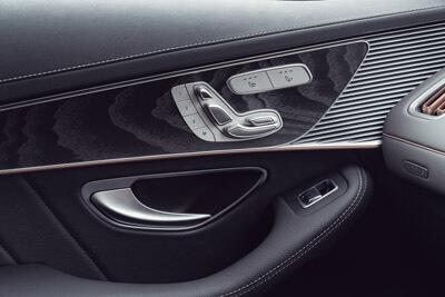 EQC Mercedes Seats