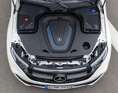 Mercedes EQC Price