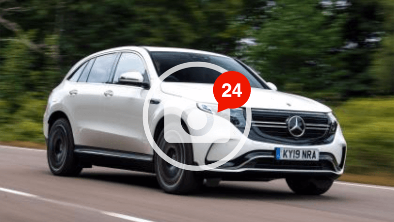 Mercedes EQC Review Auto Express
