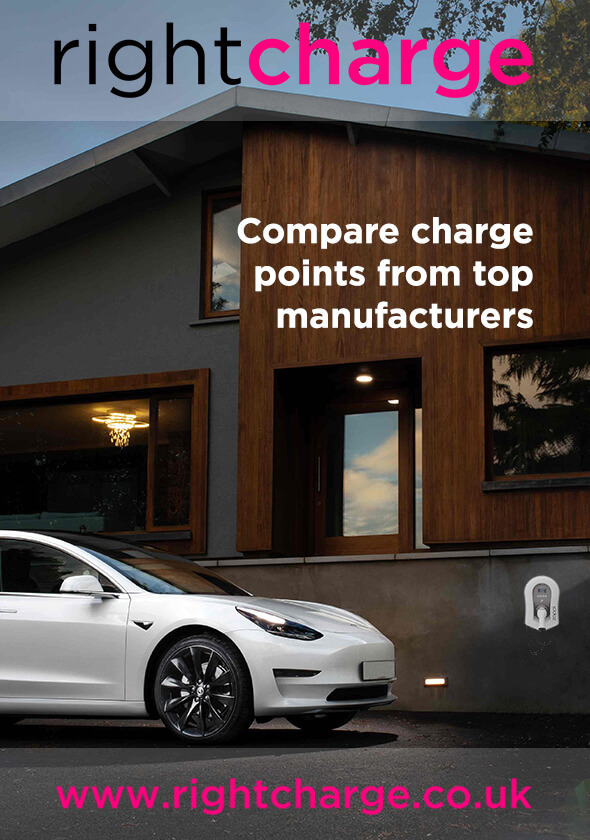 Rightcharge - Compare charge points from top manufacturers