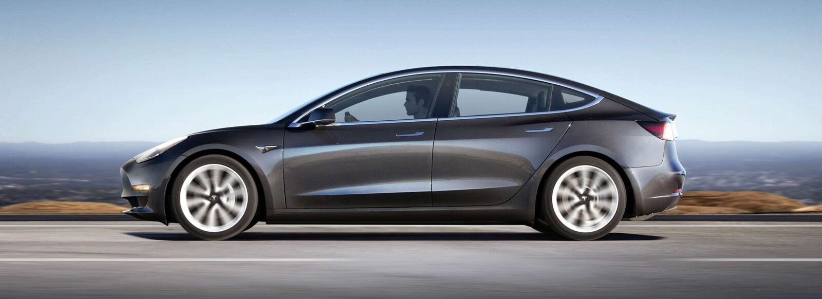 Tesla Model 3 PCP
