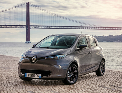 Cost to charge a Renault Zoe