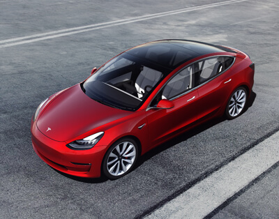 How long does it take to charge a Tesla Model 3?