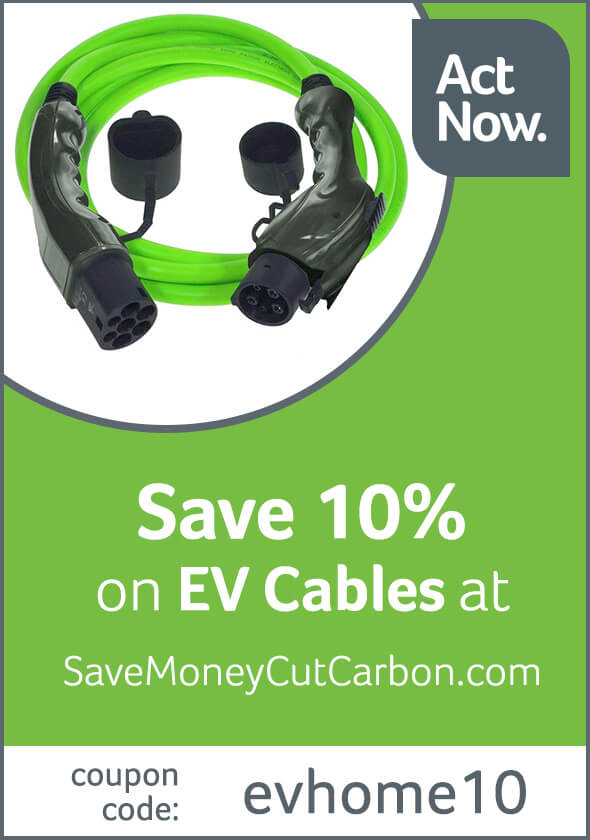 Save Money Cut Carbon EV Cables