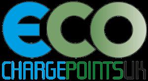 Eco Charge Points UK Logo