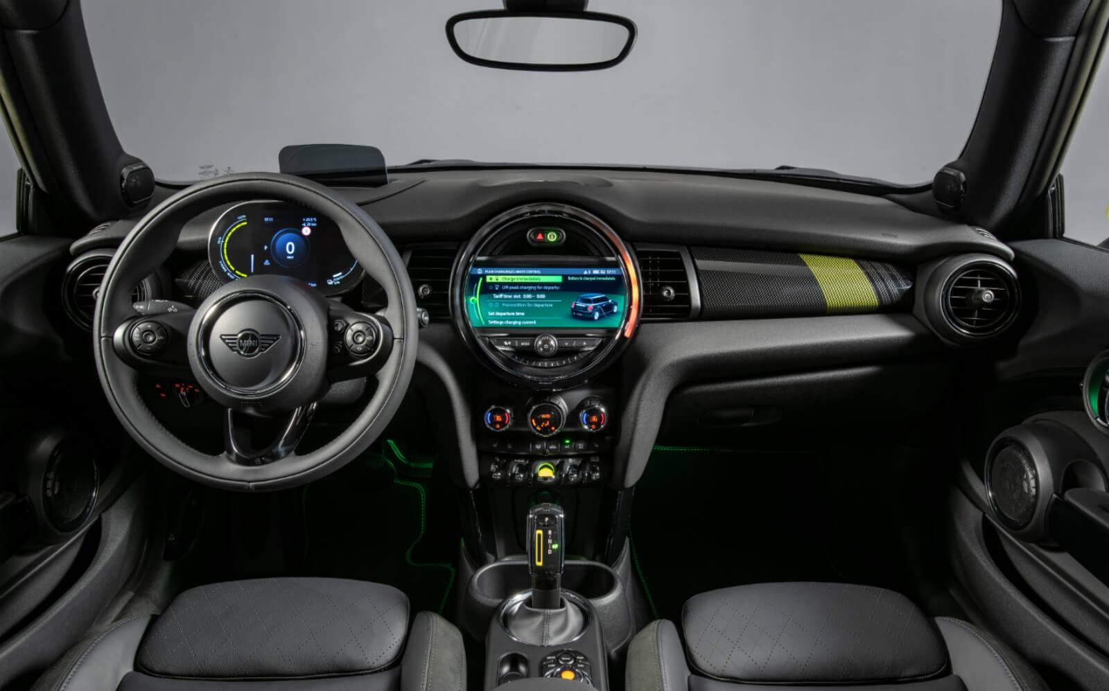 Electric Mini Interior