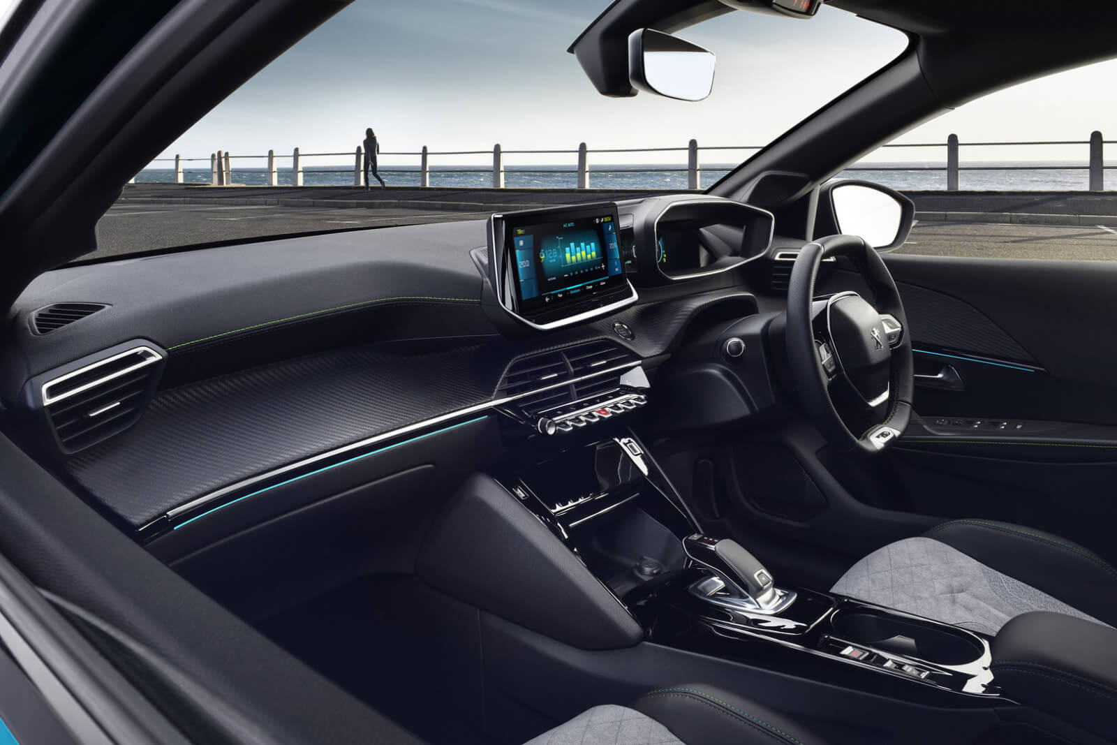 Peugeot e208 Range