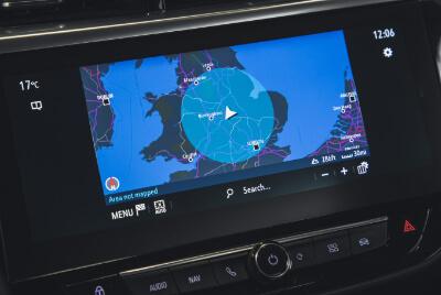 10-inch colour touchscreen