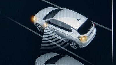 Vauxhall Corsa-e Blind Sport Alert