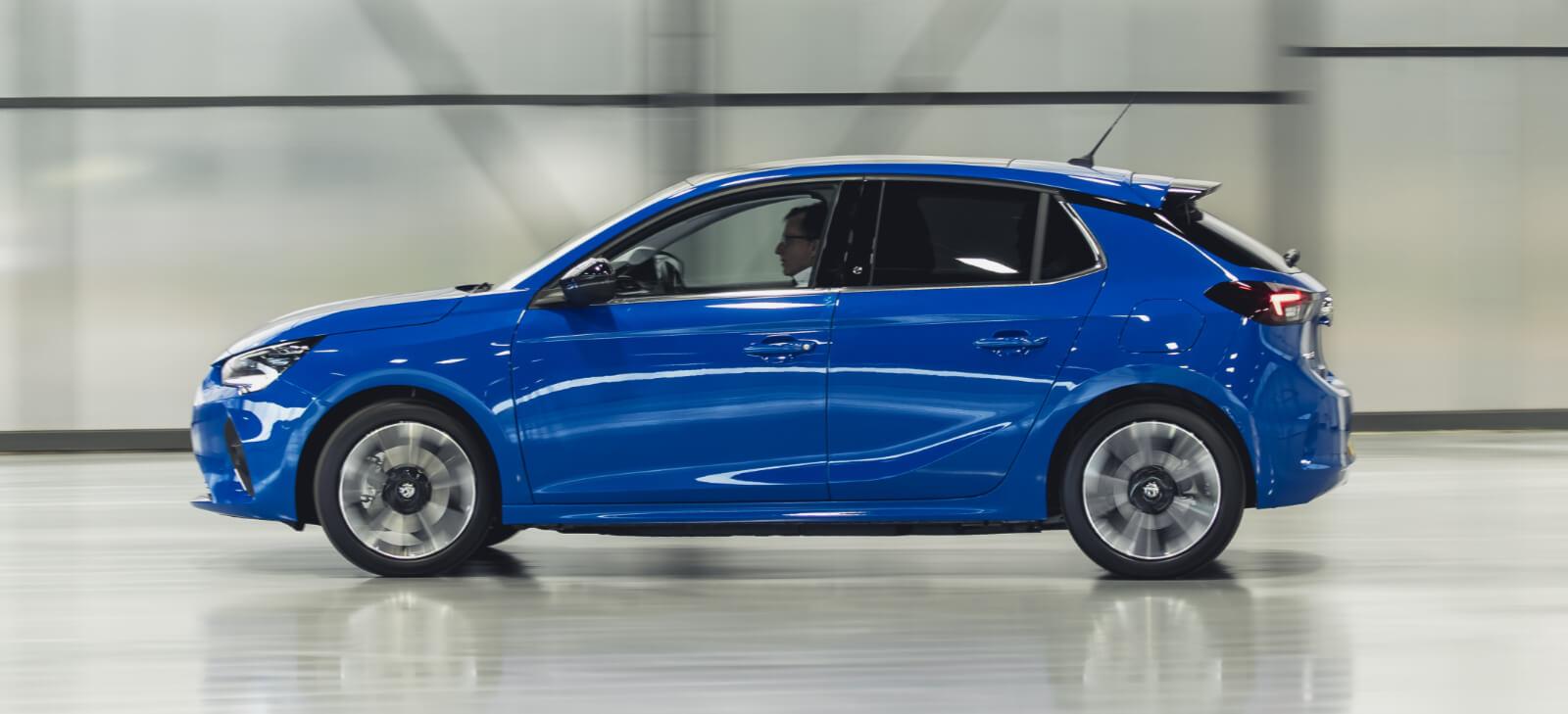 Vauxhall Corsa-e Electric Car