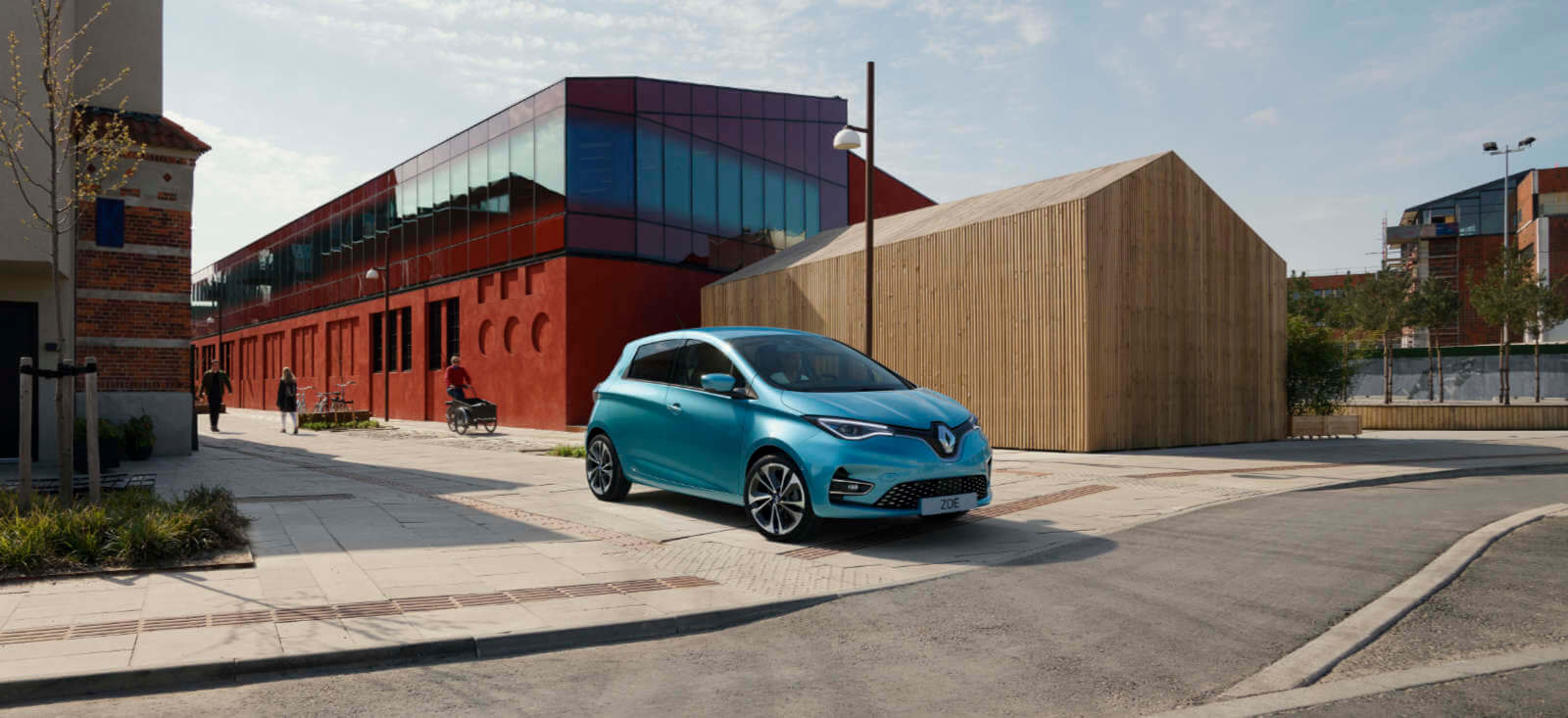 Renault Zoe city car