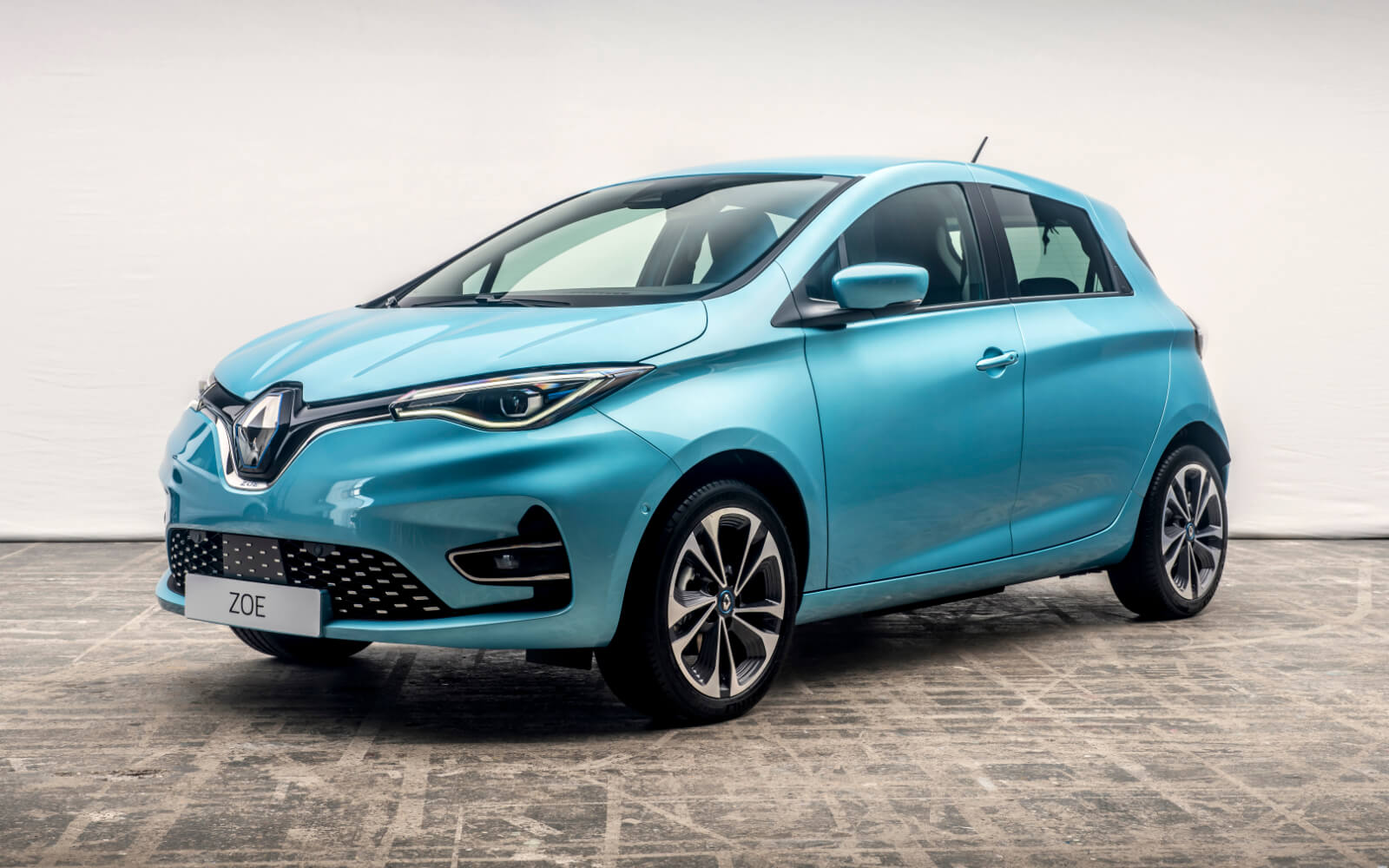 The Renault Zoe is a BEV