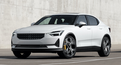 Electric Car Home Polestar 2