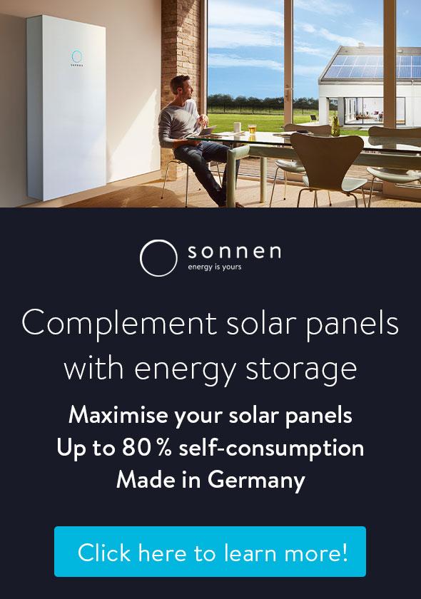 Sonnen Solar Storage
